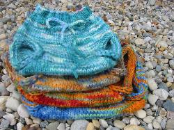 Kool Sheep Soakers Knitting Pattern