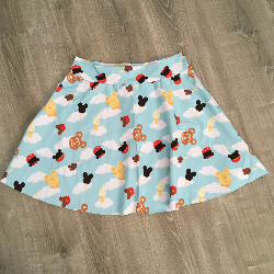 Adult Small Circle Skirt - Magic Snacks
