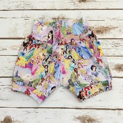 3/4t - Shorties - Princesses