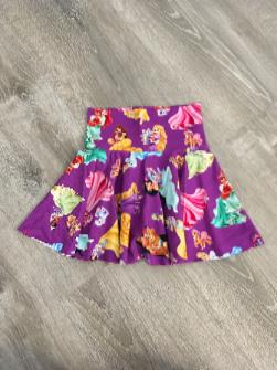 4t  Circle Skirts - Princess & Pet