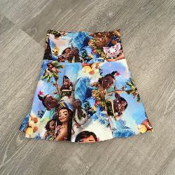 size 6 Circle Skirt - Moana