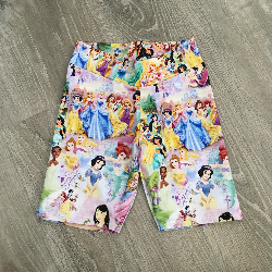 5t - Shorts - Princess