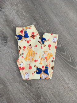 4t Leggings - Belle