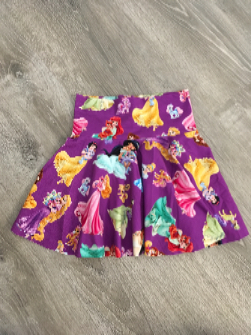 5t Circle Skirts - Princess & Pet