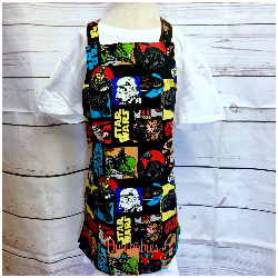 Star Heroes Apron