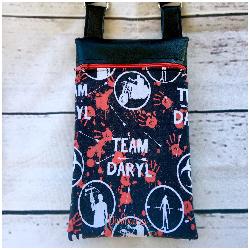 Team Daryl Cross Body Bag