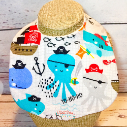 By the Sea Bib