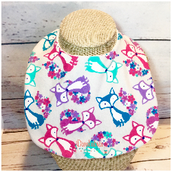 Girls Fox Bib