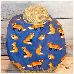 Fox Bib Blue