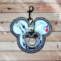 Castle Mouse Ear Holder