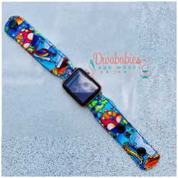 Unicorntopia Watch Band