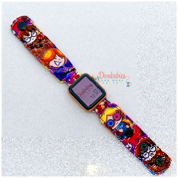 Colorful Harry Potter Watch Band