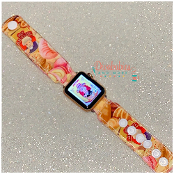 Pan Dulce Watch Band