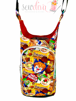 Custom Mexican Candy H2O Sling Bag