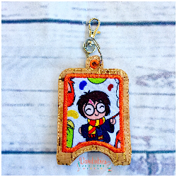 Young Wizard Hand Sanitizer Case