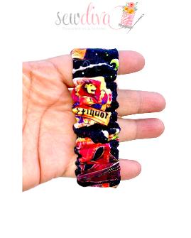 Custom HP Houses Scrunchie Watch Band