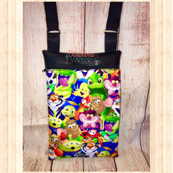 Sidekicks Crossbody Bag