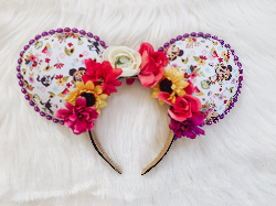 Flower & Garden Minnie