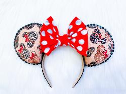 Safari Mouse EARS