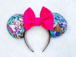Cinderella Mice EARS