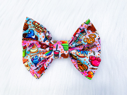 Pink Snacks BOW