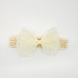 Hair Bow: Darling