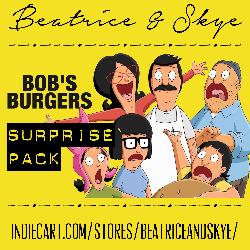 BOB'S BURGERS Edition - Surprise pack