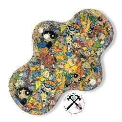 "REGULAR (10"") 90s Cartoons"