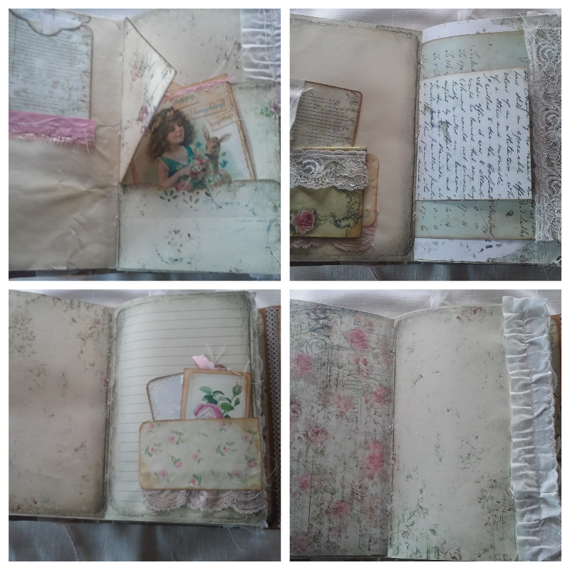 Day Dreaming Junk Journal - video embed