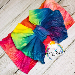 Tie Dye Head Band
