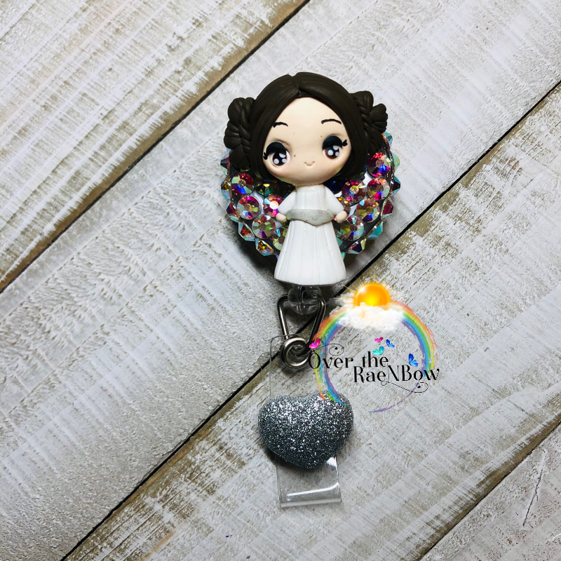 Galaxy Princess Badge Reel