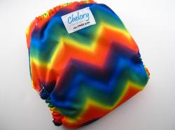 Rainbow Chevron