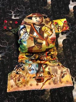 Lego Jones Cloth Diaper. Ready To Ship  Pocket/AI2