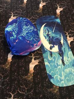 Luna (W/I) Cloth Diaper.  Pocket/AI2