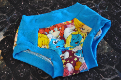 One Characters Kid Scrundies Boys 4T