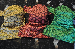 Green Scales OS Cloth Diaper. RTS Cover, Style Cannot Change