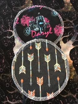 Nursing Pads (set of two pads)- LARGE Size- Daryl