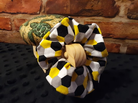 Honeycomb Scrunchie