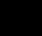 Sling for a dolly or bear, hand dyed, with flower