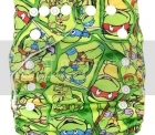 Ninja Turtles Cartoon Pocket Diaper