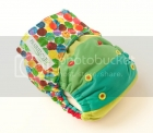 The Very Hungry Caterpillar OS AI2 Diaper -  SNAP