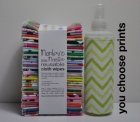 40 reusable CLOTH WIPES with spray bottle. You cho