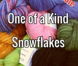 Snowflake Labs DISCOUNTED one-of-a-kind skeins