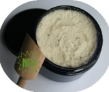 NATURAL GLOW--Organic and Natural Sugar Scrub and Body Polish...98% Organic and Natural