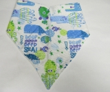 SALE! Deep Sea - Bandana Bib