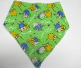 Adventure Time Jake & Finn - Bandana Bib