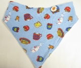 Breakfast knit - Bandana Bib