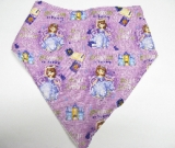 Sophia the First Princess in Training - Bandana Bib