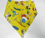 SALE! Seuss Toss - Bandana Bib