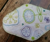 9 Inch Kinder Minky Cloth Pad Regular